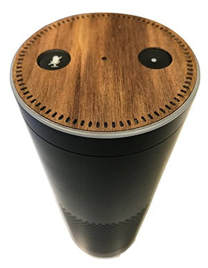 Lazerwood for Amazon Echo - Walnut