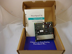 NEW EXTENDED SYST ESI-3281 SERIAL 8 PORT SHARESPOOL XL