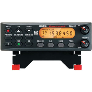 Uniden Bc355 N 800 M Hz 300 Channel Base/Mobile Scanner, Close Call Rf Capture, Pre Programmed Search