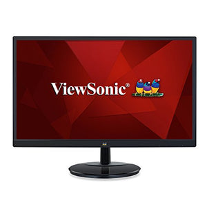 ViewSonic VA2759-SMH 27 Inch IPS 1080p Frameless LED Monitor with HDMI and VGA Inputs,Black