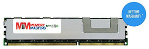 MemoryMasters 16GB PC3-12800 DDR3 Registered ECC 1.5V 4Rx4 1024x4 CL11 Quad Rank 240-Pin RDIMM Server Memory - Not for Desktop or laptops