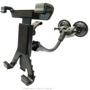 Ultimate Addons Dual Suction Cup Windscreen Mount fits the NEXT Second Generation 10inch Tablet PC (sku 10131)