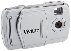 Vivitar V69379-SIL 3-IN-1 2 MP Digital Camera - Body Only (Silver)