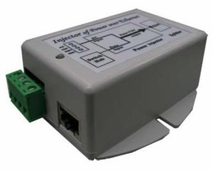 Tycon Systems TP-DCDC-1224G 24V POE Out 24W DC To DC Converter And POE Inserter - Gigabit