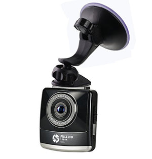 Navitech Dash Camera Adjustable Rotating Suxction Cup Mount For HP Dash Cam