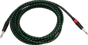 Evidence Audio Lyric HG Instrument/TRS Cable 15 FT Straight to Straight 1/4 IN