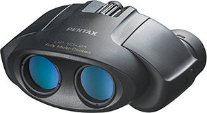 Pentax UP 10x21 black Binoculars (Black)