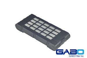 Gabo Filters D-SY01B for SANYO PLC-XM1500C Part# POA-FIL080