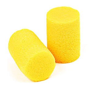 3M Ear Plugs, E-A-R Classic 310-1060, Foam, Uncorded, Disposable, NRR 29, For Drilling, Grinding, Machining, Sawing, Sanding, Welding, 1 Pair/Pillow Pack, 30 Pairs/Box