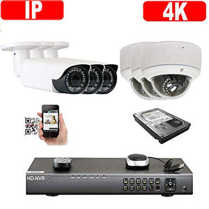 Amview 8ch HD 1080P Hybrid DVR can support HD-TVI Analog IP all Cameras DVR with 6pcs HD 1.3MP CCTV Security Camera System