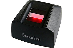 SecuGen Hamster Pro 20 USB Fingerprint Reader for Biometry Security - Compatible with Windows Hello