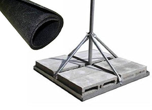 ROHN FRM225 Non-Penetrating Roof Mount with 2.25