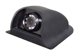 YanTech USA CCD Color Side View Camera with Night Vision, 120 Degree View, Waterproof, Black