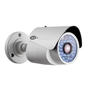 KEZ-B1BR4IR KT&C 3.6mm 720p Outdoor IR Day/Night Mini Bullet HD-TVI Security Camera 12VDC