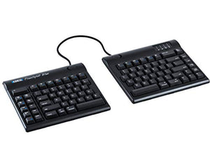 Kinesis Freestyle2 Blue Wireless Ergonomic Keyboard for Mac (9