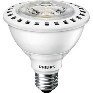 (6-Pack) Philips 435305 12PAR30S/F25 3000 DIM AF SO 12-Watt (75W Equal) 3000K PAR30S Dimmable LED 25 Degree Flood Light Bulb