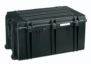 Explorer Cases 7641 B Case with Foam for Photographic Equipment or Similar Electronic Gear (Black)