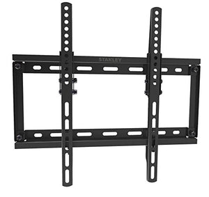 Stanley TV Wall Mount - Super Slim Tilt Mount for Medium Flat Panel Television 23