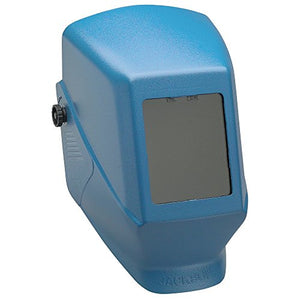Jackson Safety Fixed Shade W10 Hsl 100 Welding Helmet (14976), Blue, 4 Units / Case