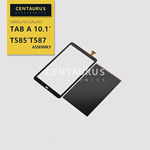 Replacement For Samsung Galaxy Tab A 10.1 2016 Sm T580 T585 T587 New Lcd Replacement Display + Touch