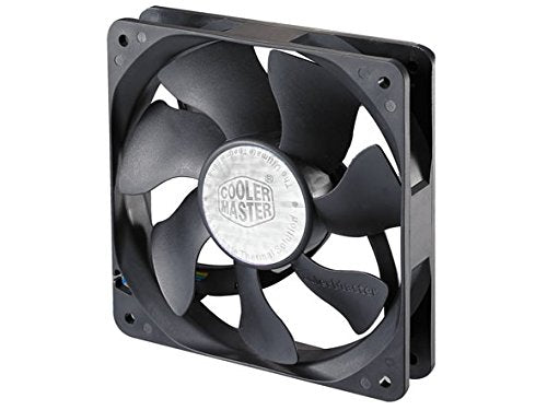 Cooler Master Blade Master 120 R4 Bmbs 20 Pk R0 120mm 2000 Rpm Sleeve Bearing Pwm Cooling Fan