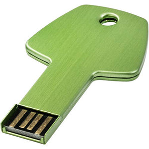 Bullet Key USB (2GB) (Green)