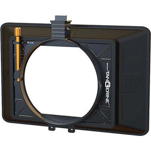 Bright Tangerine Misfit Atom 4x5.65 And 4x4 Ultra Lightweight 2 Stage Clip On Matte Box With Detacha