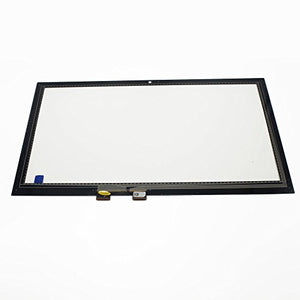 LCDOLED15.6 Touch Screen Glass+Digitizer Replacement for Toshiba Satellite P55W-C5208