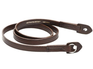 Artisan and Artist ACAM 280 Strap for Camera - Dark Brown