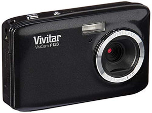Vivitar VF128-BLK 14.1MP Digital Camera with 2.7-Inch TFT LCD, Colors May Vary