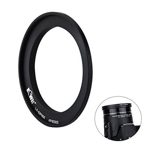 Kiwifotos Filter Adapter Lens Ring Adapter for Nikon Coolpix B700 P600 P610 P610S Fit for any 62mm Threaded Filter or 62mm Lens Cap