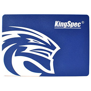 KingSpec 64GB SSD 2.5 Inch Hard Drive SATA III Internal Solid State Drive (T - 64GB)