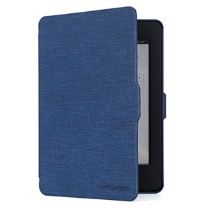 Niftynook Case For Amazon Kindle Paperwhite Release On Year 2015 Dark Blue