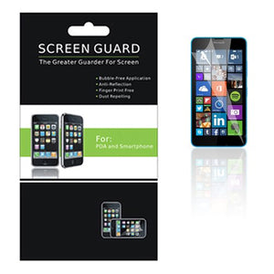 Cell-Pak Screen Protector for Nokia 640 - Retail Packaging - Clear
