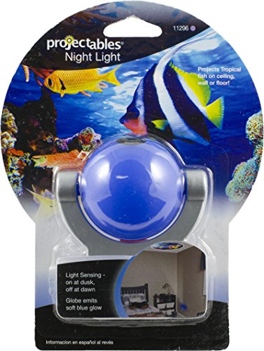 Projectables 11296 Tropical Fish LED Plug-In Night Light