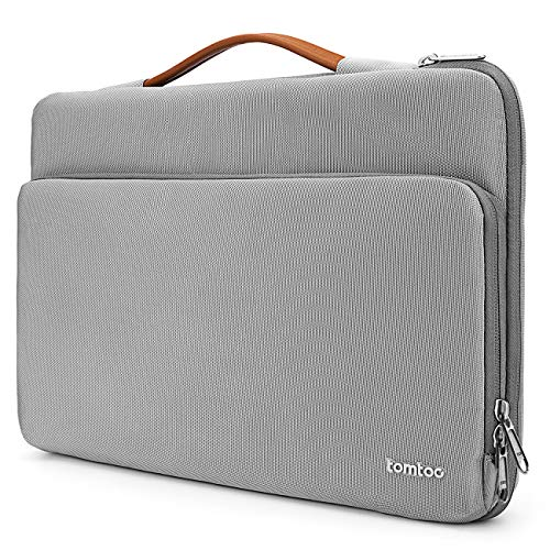 Tomtoc 360 Protective Laptop Sleeve For 13.5 Inch Surface Laptop 3/2/1, Surface Book 2/1, Water Resi
