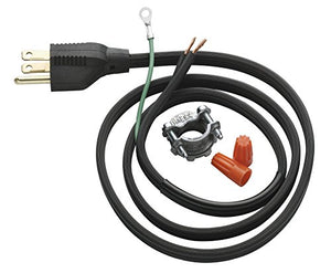 In Sink Erator Garbage Disposal Power Cord Kit, Crd 00