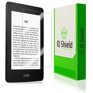 IQ Shield Screen Protector Compatible with Amazon Kindle Paperwhite (WiFi, 3G) LiquidSkin Anti-Bubble Clear Film