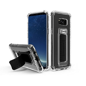 Scooch Wingman Case for Samsung Galaxy S8 (Clear)