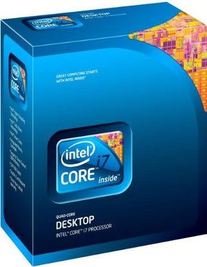 Intel Core i7 Processor i7-930 2.80GHz 8 MB LGA1366 CPU, Retail BX80601930