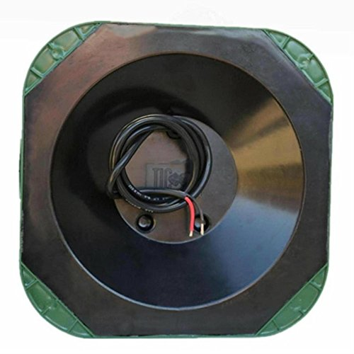 "Tic Gs3 8"" Outdoor Weather Resistant Omnidirectional In Ground Speaker(Single)"