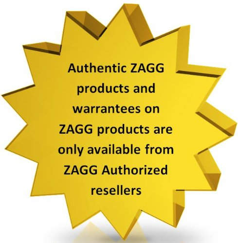 ZAGG InvisibleShield Smudge-Proof Screen Protector for Apple iPad Air/ iPad Air 2