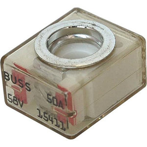 AMRB-5177 * Blue Sea Terminal Fuses - 50 Amp Red
