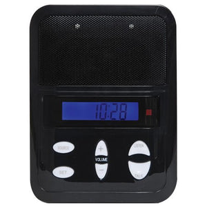 Intrasonic Technology IST I2000 Intercom Room Station, Black (I2000RB)