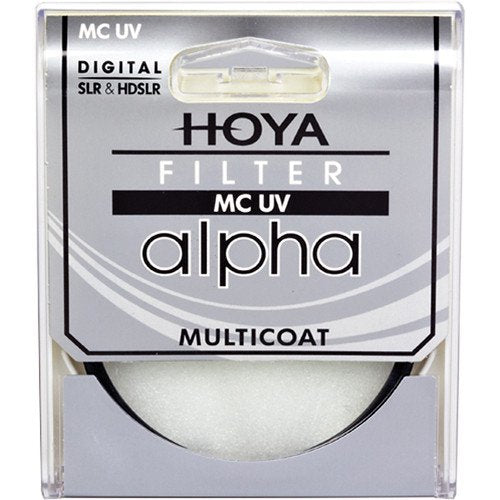 Hoya 52mm Alpha Multi-Coated UV Optical Glass Filter