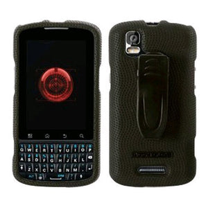 Body Glove Glove Snap-On Case with Belt Clip for Motorola Droid Pro (Black)