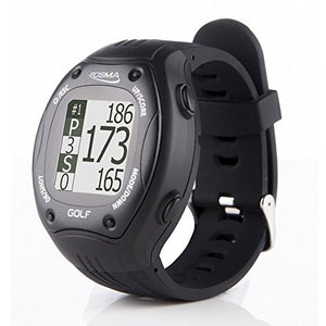 POSMA GT1Plus Golf GPS Watch, Golf Band Range Finder, Preloaded Worldwide Golf Courses, No Download No Subscription