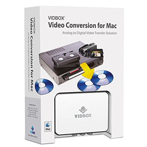 Vidbox Video Conversion For Mac (2020)