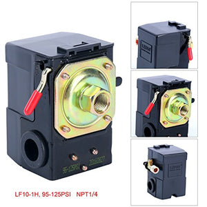 lefoo LF10-1H-1-NPT1/4-95-125 Pressure Switch