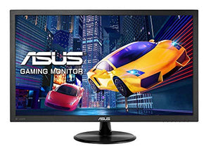 Asus VP228QG 21.5 Full HD 1920x1080 1ms DP HDMI VGA Adaptive Sync/FreeSync Eye Care Monitor,Black